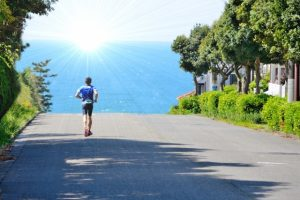 γ-GTP運動マラソンランニング