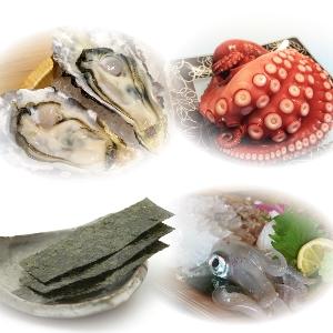 γ-GTP下げる牡蠣イカタコ海苔